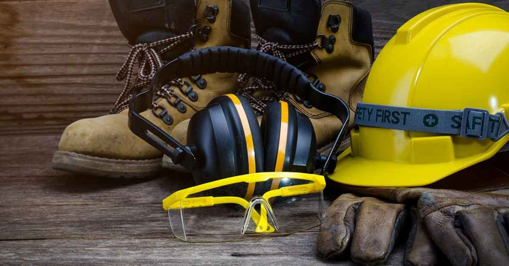 Safety equipment - workwear - contact us