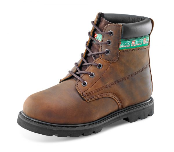 "6"" Brown boot"