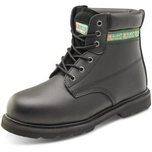 "6"" Boot black boot"
