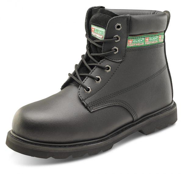 "6"" Boot black boot"