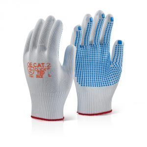 Tronix Blue Dot Gloves