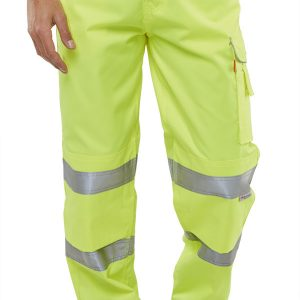 Polycotton Work Trousers