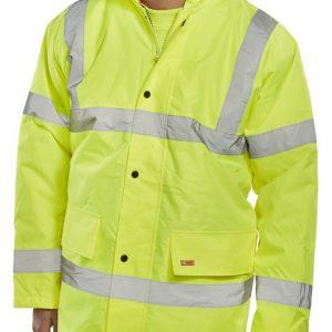 Constructor Traffic Jacket